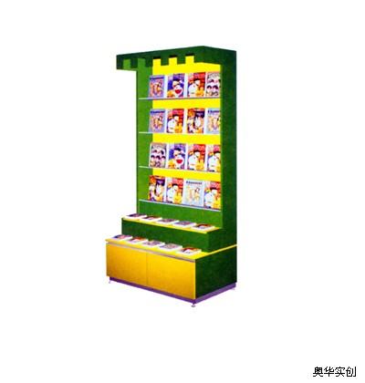 奥华实创儿童架展示 北京奥华实创室内装饰设计有限公司